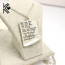aliexpress buy wholesale deal new arrival new arrival once upon a time the story book letter pendant vintage
