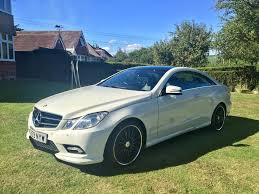 mercedes e350 coupe amg 7g tronic in weymouth dorset gumtree