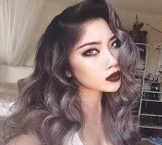 trendy gray hair styles 20 hairstyles for gray hair long hairstyles 2017 long