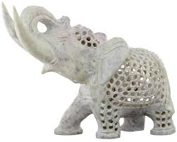 amazon com souvnear 811778023920 elephant sculpture and animal