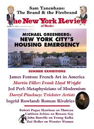 table of contents august 17 2017 the new york review of books