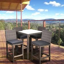 Bar Height Patio Furniture Clearance Idea Patio Bar Sets Clearance And Bar Height Bar Stools Patio 22