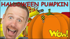 halloween pumpkin story from steve and maggie new for kids learn