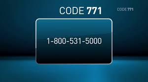 Seeking Directv Directv Error 771 For Solutions On Error Code 771