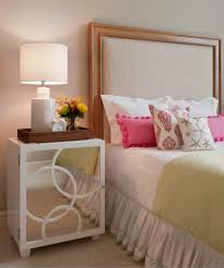 eclectic nightstand kids contemporary with mirrored nightstands