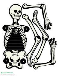 printable halloween skeletons u2013 fun for christmas