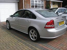 2005 volvo s40 2 0 136 sport diesel met silver 6 speed 94000