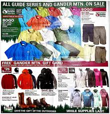 black friday north face deals gander mountain black friday ads sales doorbusters and deals