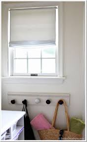 Sewing Window Treatmentscom - no sew window treatment relaxed roman shades in my own style