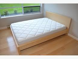 malm bed ikea malm bed queen birch victoria city victoria