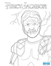 zeus coloring page free download