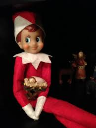 baby on the shelf on the shelf baby jesus get your pretty on