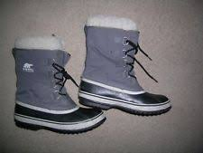 Sorel Tivoli Rugged Canvas Boots Sorel Canvas Lace Up Boots For Women Ebay