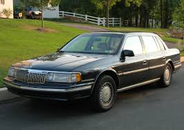 Lincoln Continental Price 1994 Lincoln Continental Information And Photos Zombiedrive