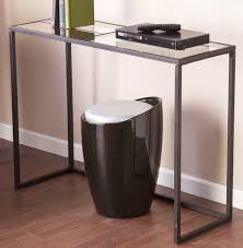 narrow metal console table amazing small metal console table narrow console table with glass
