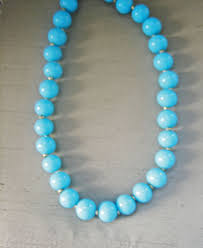 turquoise necklace designs images Turquoise beaded necklace necklace jpg