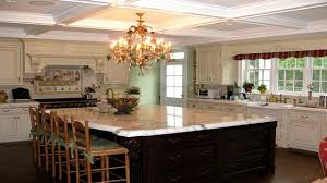 ceramic tile countertops kitchen island table combo lighting