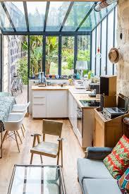 cuisine sous veranda le cuisine inspirations pour trouver style small spaces