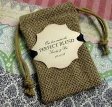 burlap wedding favor bags 20 burlap wedding favor bags the blend personalized