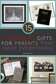 good christmas gift ideas for parents who have everything 50 with