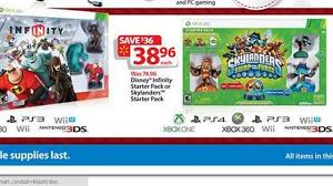 nintendo wii u black friday black friday 2013 top 10 best wii u 3ds 2ds gaming deals