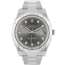 rolex oyster bracelet stainless steel images Brand new rolex datejust ii watches 116334svaro jpg