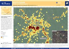 Pdf Maps South Sudan Damage Density Map Yei Nahr Yei District