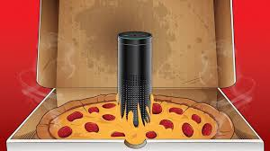 order a automate me use amazon echo or home to order a pizza