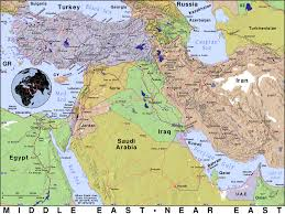 Middle East Map Middle East Public Domain Maps By Pat The Free Open Source