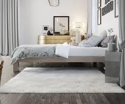 amazon com stella metal platform bed frame modern finish