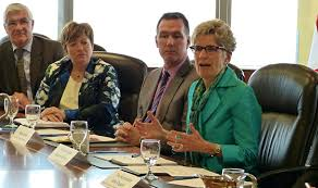 lexus jobs ontario ontario premier auto execs discuss strategy ahead of nafta talks