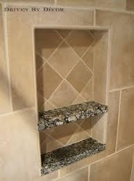 bathroom niche ideas bathroom how to waterproof a shower niche tile shower niche
