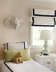 valance cornice box with roman shade white navy for the home