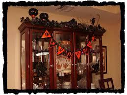 creative handmade indoor halloween decorations godfather style
