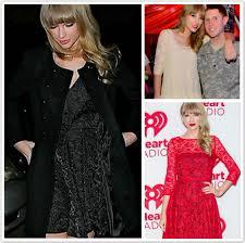 taylor swift style taylor swift u0027s favorite lace dresses