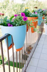 Deck Railing Planter Box Plans by What To Do With The Balcony Home Office Decorating Ideas And