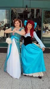 Princess Ariel Halloween Costume Diy Ariel Costume Blue Dress Google Halloween