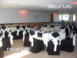 decoration mariage noir et blanc decoration mariage theme noir et blanc votre heureux photo