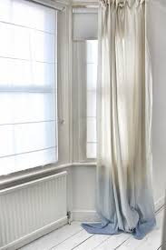 Purple Ombre Curtains Impressive Grey Ombre Curtains And Studio Linen Grey Curtain Panel