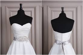 Wedding Dress Sashes 10 Beautiful Bridal Sashes U0026 Belts To Make Your Dress Unique