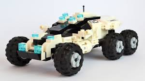lego bugatti veyron super sport lego nomad from the last mass effect drivetribe