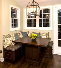 kitchen booth ideas delightful astonishing small kitchen table bench seating ideas cool