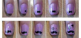 20 easy step by step halloween nail art tutorials for beginners