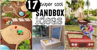 Backyard Sandbox Ideas 17 Creative Diy Sandbox Ideas Playtivities