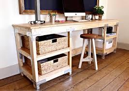 construire un bureau en bois fabriquer un bureau bois palzon chic fabriquer un bureau en bois