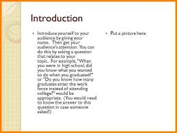 sle introduction speech for presentation 100 images sle of a