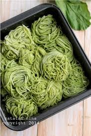 membuat mie dari wortel mie hijau homemade catatan nina dough pinterest homemade