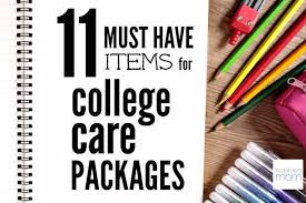 college care package 11 must items for a s college care package