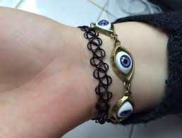 jewels eyes eye bracelets swirl chain bracelet chain