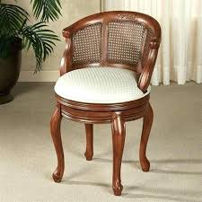 vanity chair with skirt swivel vanity chair stool traditional vanity chairs acnc co